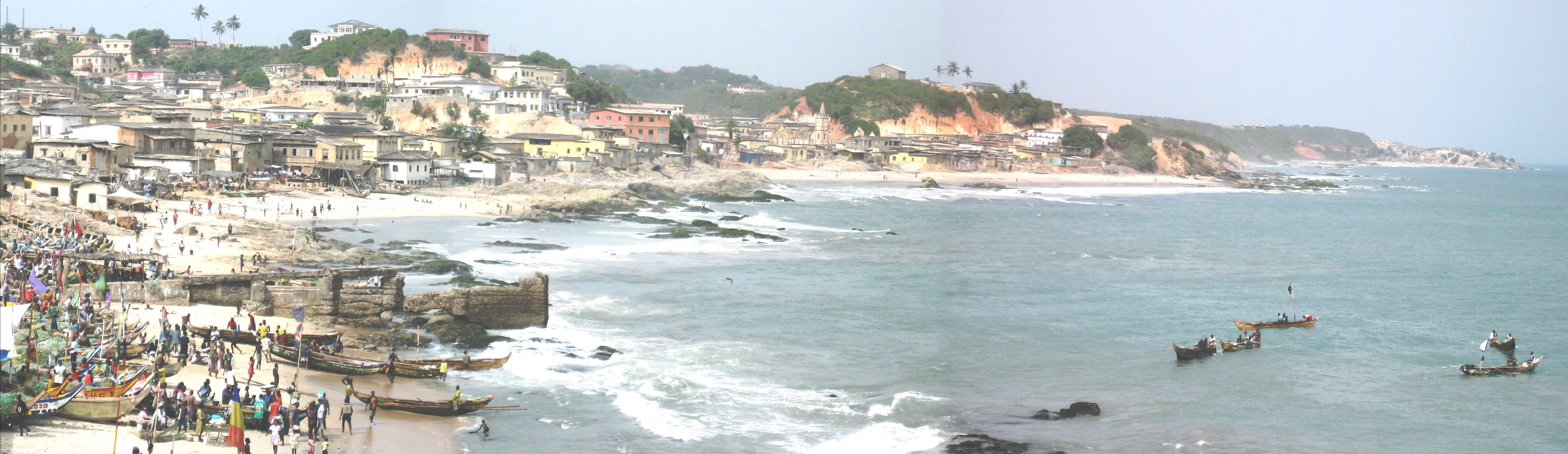 Cape Coast in rondreis