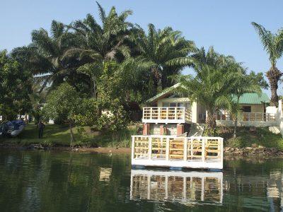 Adi Lake Resort in Akosombo