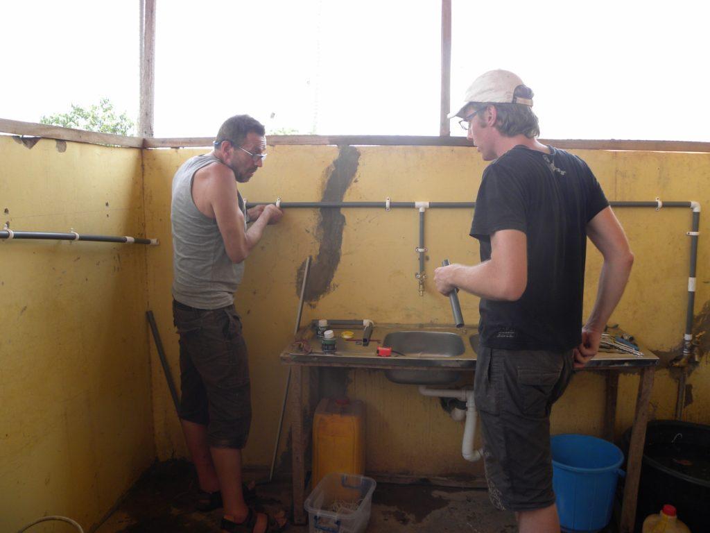 Vrijwilligerswerk onderhoud