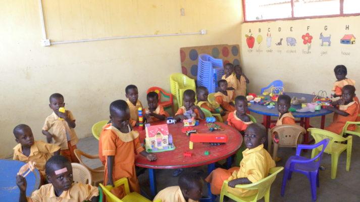Creche Kidz Active school
