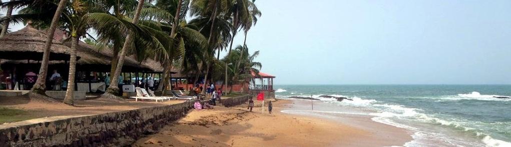 Strandvakantie Ghana